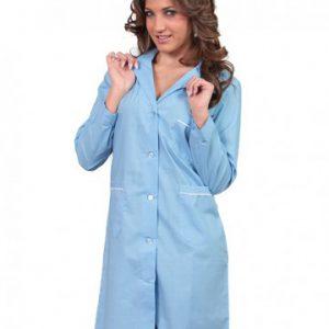 camice donna celeste tcd