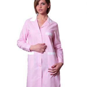 camice rosa a quadretti tcd