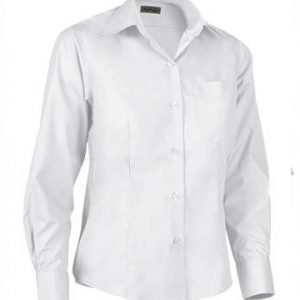 camicia bianca donna manica lunga