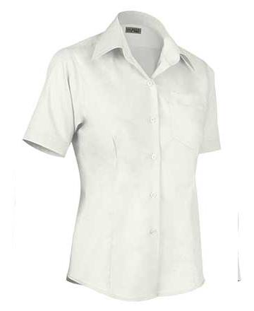 reputable site dd676 c50e5 Camicia bianca donna mezza manica