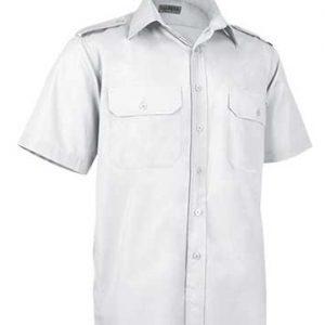 camicia pilota mezza manica