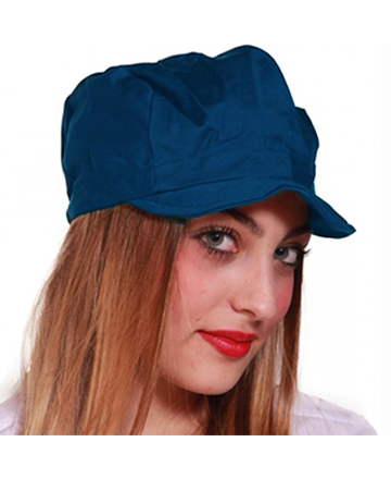 cappellino royal unisex con visiera