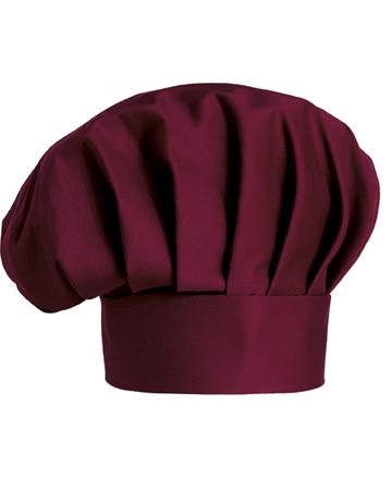 cappello bordeaux cuoco tcd