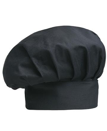 cappello nero cuoco tcd