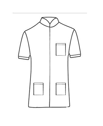 casacca-chef-zip-cucina modello