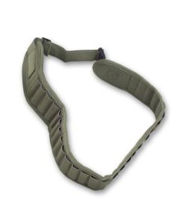 Cintura portacartucce verde