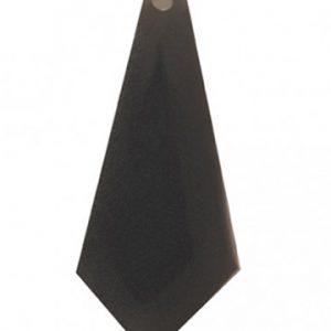 cravattino donna nero