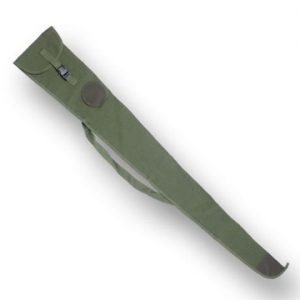 Fodero per fucile verde. Ideale per le carabine da caccia.