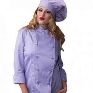 giacca cake designer donna glicine