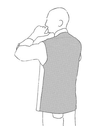 schiena traspirante giacca cuoco ego chef modello