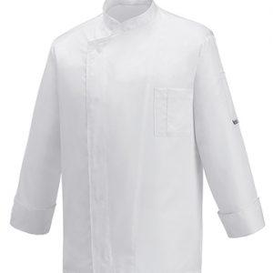 giacca cuoco ottavio manica lunga bianca ego chef