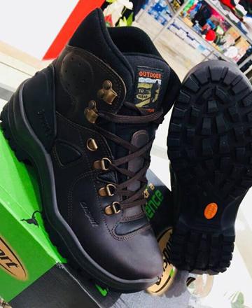 uomo diventa nuovo estremamente unico scarponi da trekking