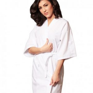Kimono bianco tcd
