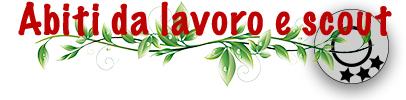 logo sito abiti da lavoro e scout Villabate e Bagheria