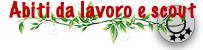 Abiti da lavoro e scout Logo