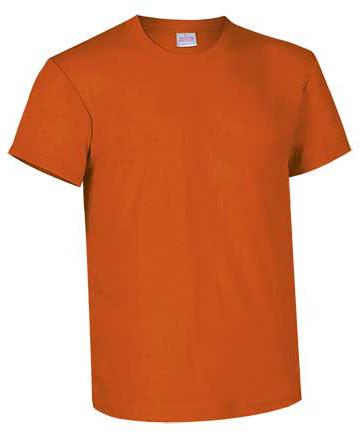 maglia cotone arancio