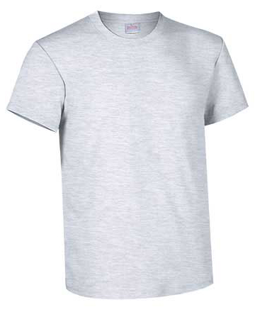 maglia cotone grigio