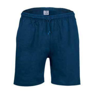 pantaloncino maglina blu