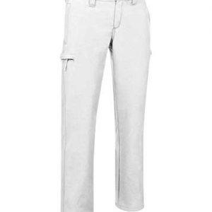 pantalone softshell bianco