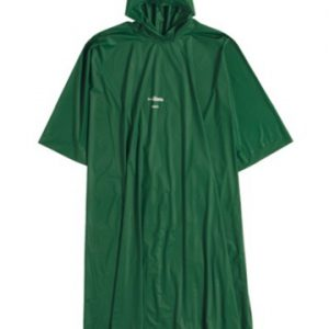 poncho ferrino junior verde