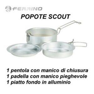 popote scout ferrino