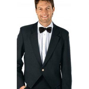 giacca cameriere nera