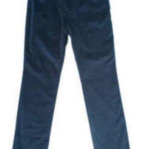 Pantalone velluto scout dalla misura 32 alla 58